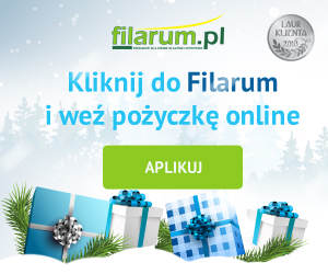 pożyczka w filarum - promocja