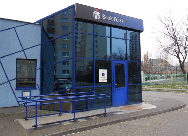 placówka banku PKO
