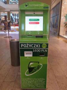 gotowkomat w Krakowie