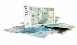 pożyczka w polskich banknotach