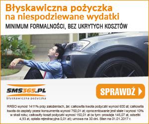 baner reklamowy Sms365