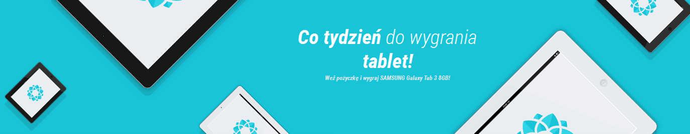 Weź pożyczkę, wygraj tablet – promocja w Ratka.pl