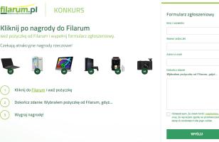 Kliknij po nagrody od Filarum – weź pożyczkę i wygraj laptopa albo konsolę