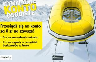 Wymarzone konto osobiste – wszystko za 0 zł w Raiffeisen Polbank?