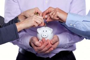 oszczędzanie na pożyczce