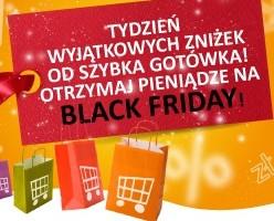 Black Friday w Szybka Gotówka, czyli rabaty na chwilówkę