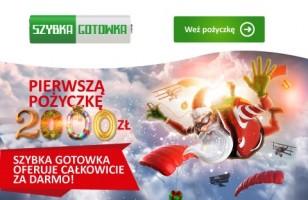 Pożycz do 2000 zł za darmo – świąteczna promocja w Szybkiej Gotówce