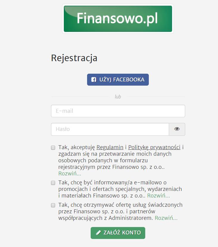finansowo.pl facebook