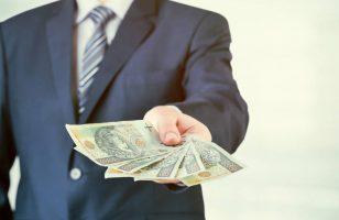 klient firmy pożyczkowej