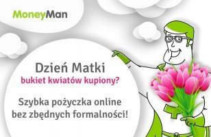 Dzień Matki w Money Man – zyskaj rabat z Sową!