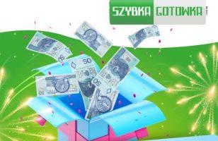 Promocja w Szybka Gotówka: Pożycz 6000 zł za darmo, zyskaj 50 zł na kolejne pożyczki