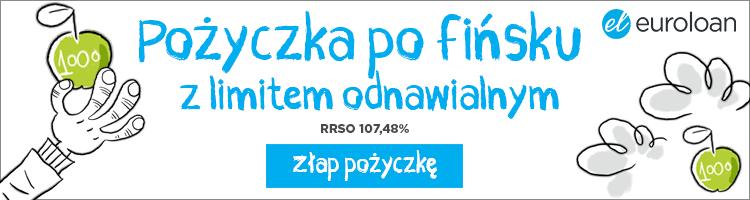 Baner reklamowy Euroloan