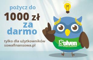 pożyczka w Solven przez Sowę