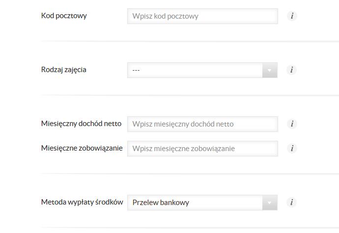 Trzecia strona formularza w SMS365