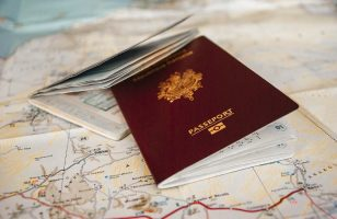 paszport na mapie