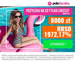 baner reklamowy Polożyczka