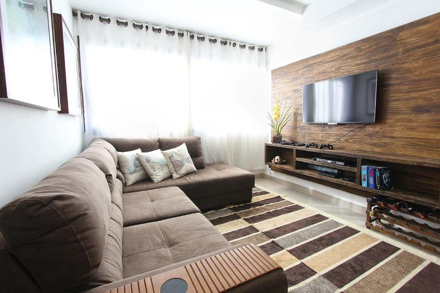 pokój z telewizorem
