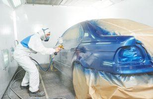 ile kosztuje malowanie auta