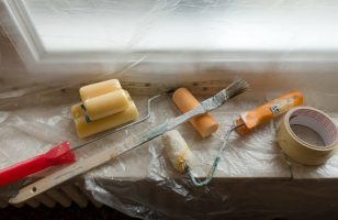 narzędzia malarskie