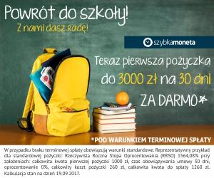 baner reklamowy Szybka Moneta