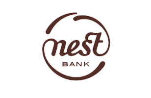 logo nest bank