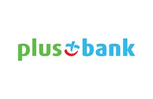 logo plus bank