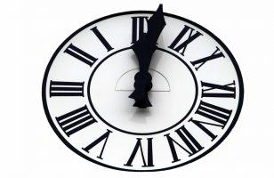 zegar naścienny