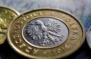moneta o wartości 2 zł